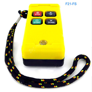 Image 3 - Telecontrol  F21 2S industrial nice radio remote control AC/DC universal wireless control for crane 1transmitter and 1receiver