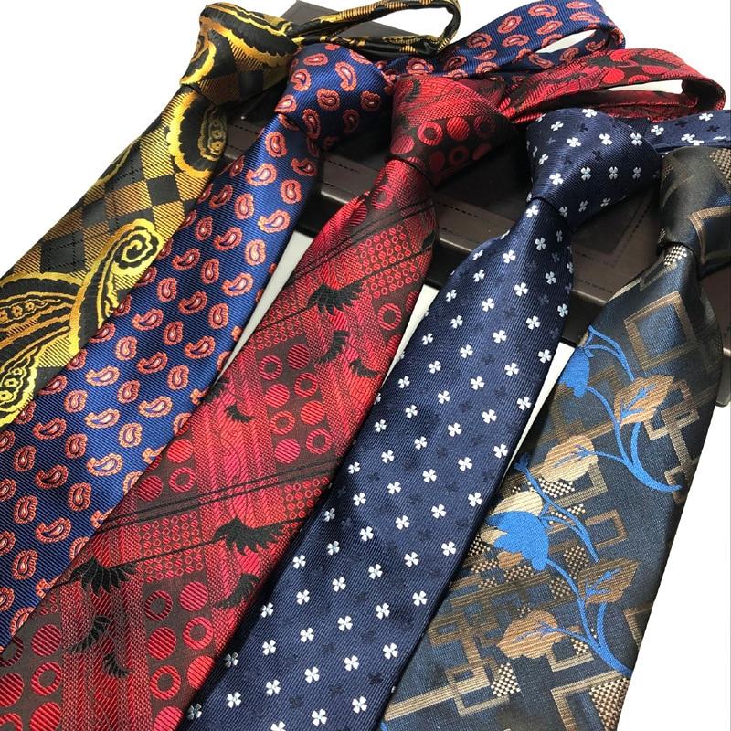 Mens Ties Classic Skinny Cashew Pattern Floral Ties For Men Casual Party Formal Business Wedding Necktie(Tie21-Tie37)