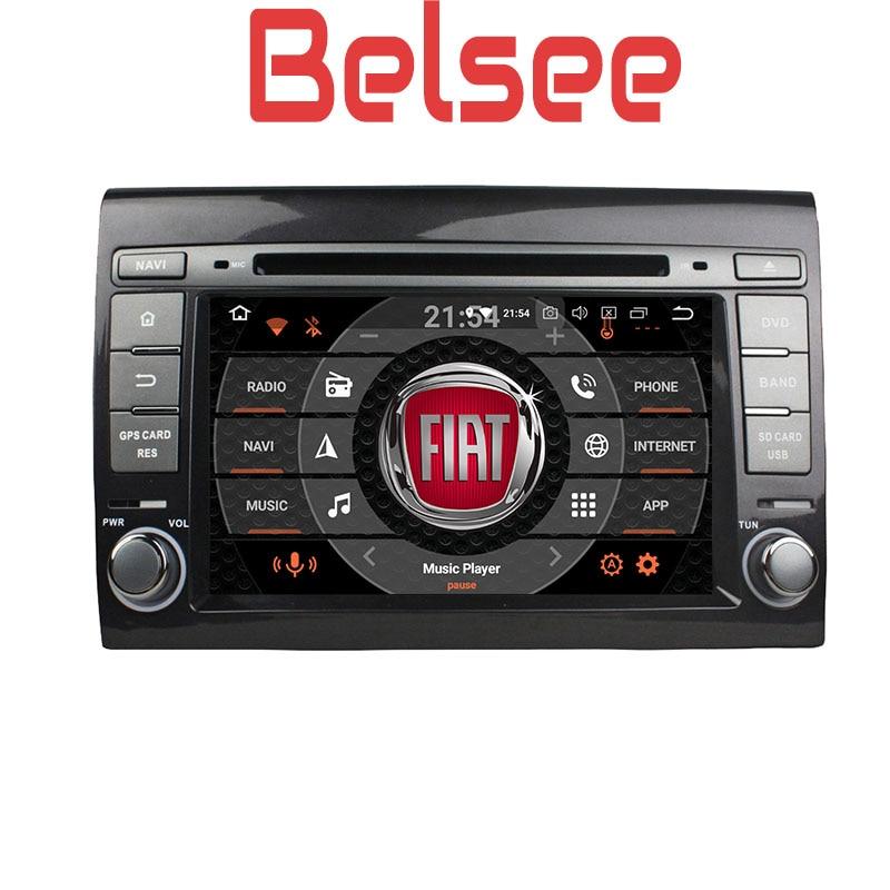 Belsee 2 Din Android 8 0 Autoradio Car Radio font b GPS b font Navigation Head