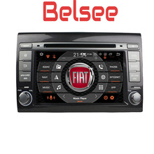 Belsee  2 Din Android 8.0 Autoradio Car Radio GPS Navigation Head Unit Octa Core HD for Fiat Bravo 2007 2008 2009 2010 2011 2012