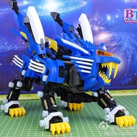 BT Model Building Kits: ZOIDS RPZ 028 Blade Liger AB Bang Ver. 1:72 Scale Full Action Plastic Kit Assemble Model Birthday Gifts