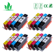 купить 16 364XL Ink Cartridge Compatible for HP364 364 XL Photosmart Wireless B109a B109d B109f B109n Plus B209a B209c B210a Printer по цене 1892.71 рублей