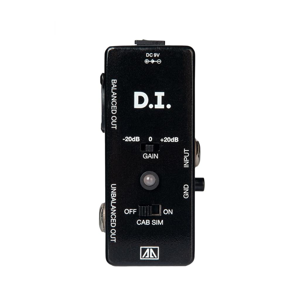 buy aroma amx 5 guitar pedal cabinet simulator di box guitar effect pedal. Black Bedroom Furniture Sets. Home Design Ideas