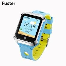 Fuster A20 Enfants et Aîné GPS + LBS + Wifi Emplacement Montre Smart Watch Soutien 2G GSM SIM Carte 1.44 pouce Coloré Écran Tactile Montre