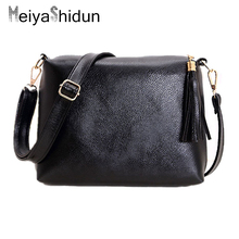 MeiyaShidun Brand designer women bag soft leather crossbody bag Small shoulder bag Handbags women messenger bags Bolsas Feminina