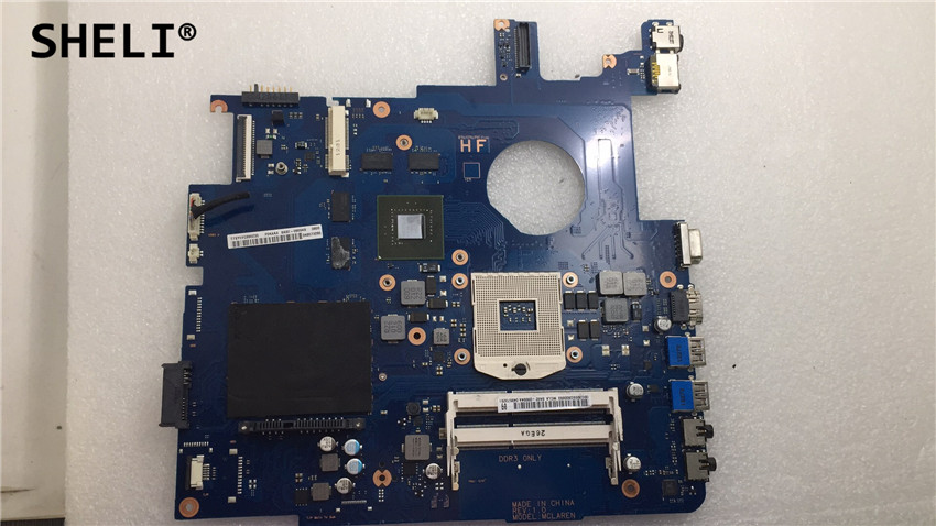 SHELI For <font><b>Samsung</b></font> NP550 <font><b>NP550P5C</b></font> Laptop <font><b>Motherboard</b></font> BA92-09094A BA92-09094B image
