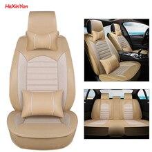 HeXinYan Universal Car Seat Covers for Isuzu all models D-MAX mu-X 5 seats car styling auto accessories mu x connecting rod for 4x4 engines parts isuzu mu 7 mu 7 isuzu mu x vgs turbo diesel ddi iteq 4jj1 tcx high torque performance