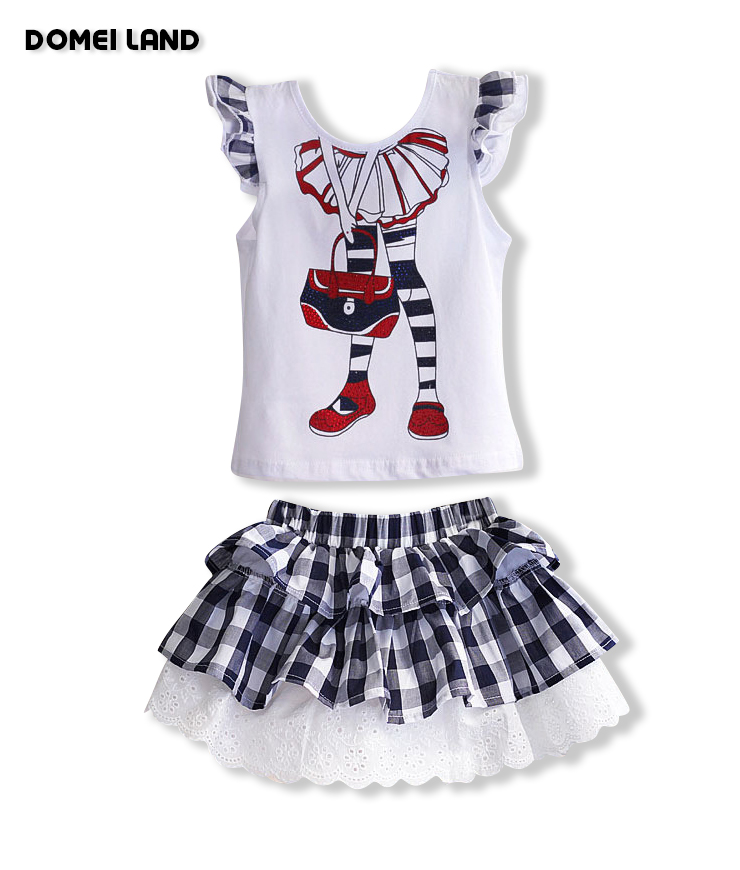 2016 fashion summer children clothing outfits sets...