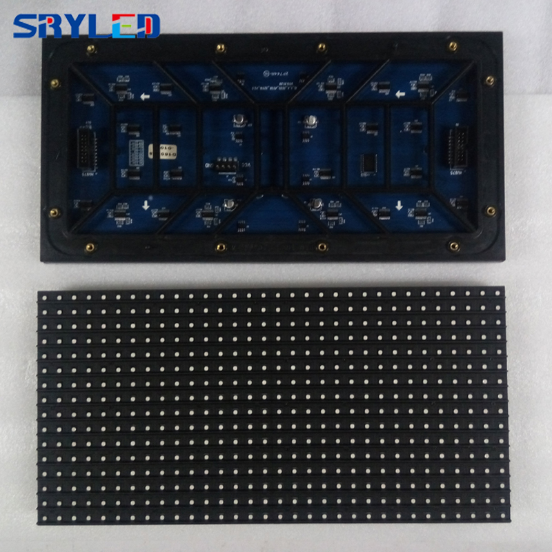 P10 SMD3535 LED Outdoor Display Module 32X16 Matrix 320*160mm Waterproof