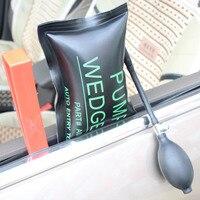 New 1pcs PW 1 Nylon Cloth Car Air Cushioned Powerful Hand Tools Pump Air Wedge Alignment