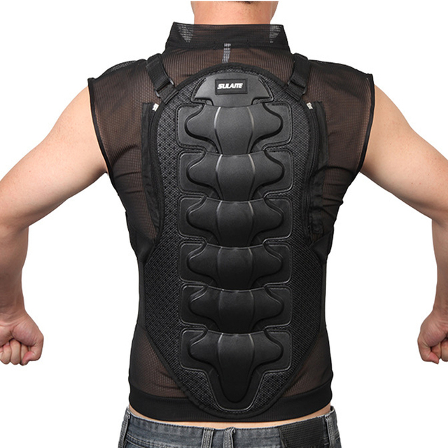 모토 아머 오토바이 자켓 바디 프로텍션 스키 바디 아머 척추 가슴 보호대 레이디와 남자를위한 보호 장비
