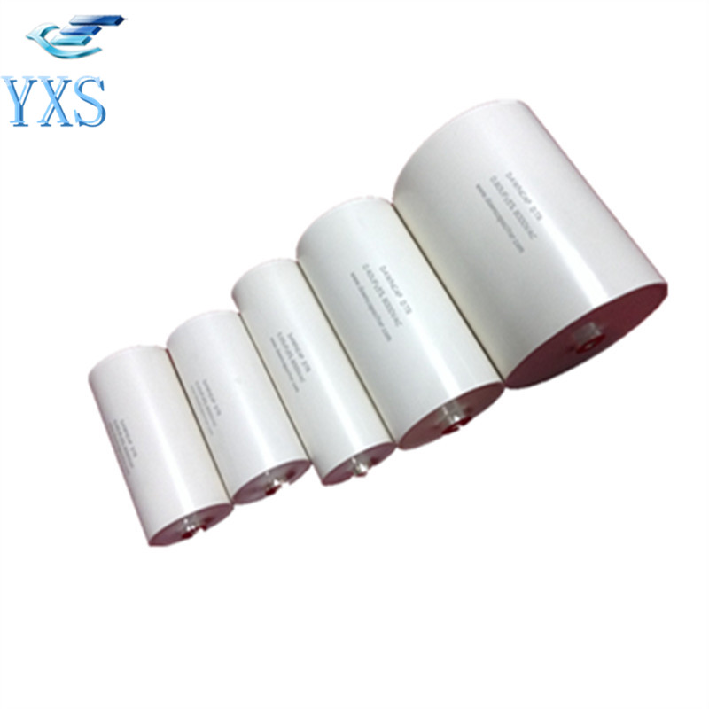 DGR 8000VAC 0.22UF 15000VDC 80A Ultrahigh Voltage Resonant Capacitor 800vdc 5uf 10uf 15uf 20uf 25uf 30uf 50uf 60uf 80uf 100uf 60a 65a 80a 5% high frequency resonant capacitor