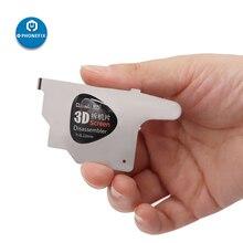 ToolPlus 3D Disassembler 0.12Mmm Qianli 3D ультра тонкий из нержавеющей стали телефон планшет открывающиеся инструменты для разборки iPhone iPad