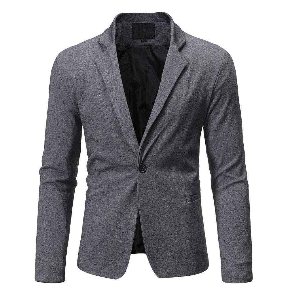 100% QualitäT Frühling/herbst 2019 Männer Ein-taste Beiläufige Dünne Männer Kleine Blazer Jacke Herren Blazer Jacke Party Jacke Jacke