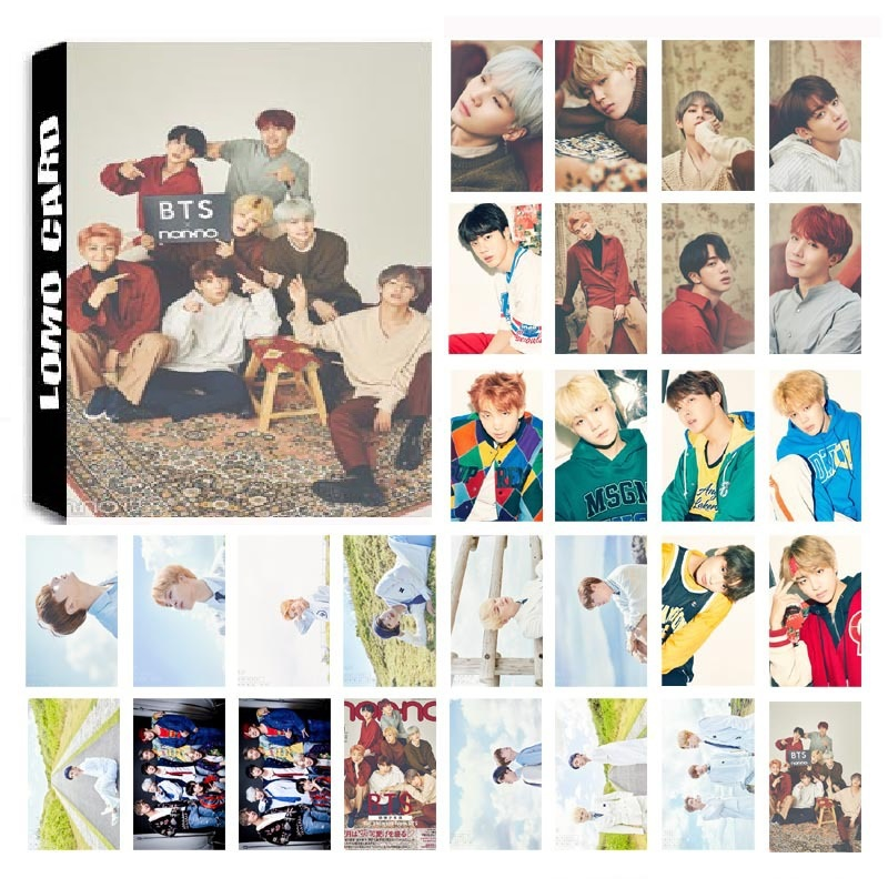 top 8 most popular kpop official photo cards list and get