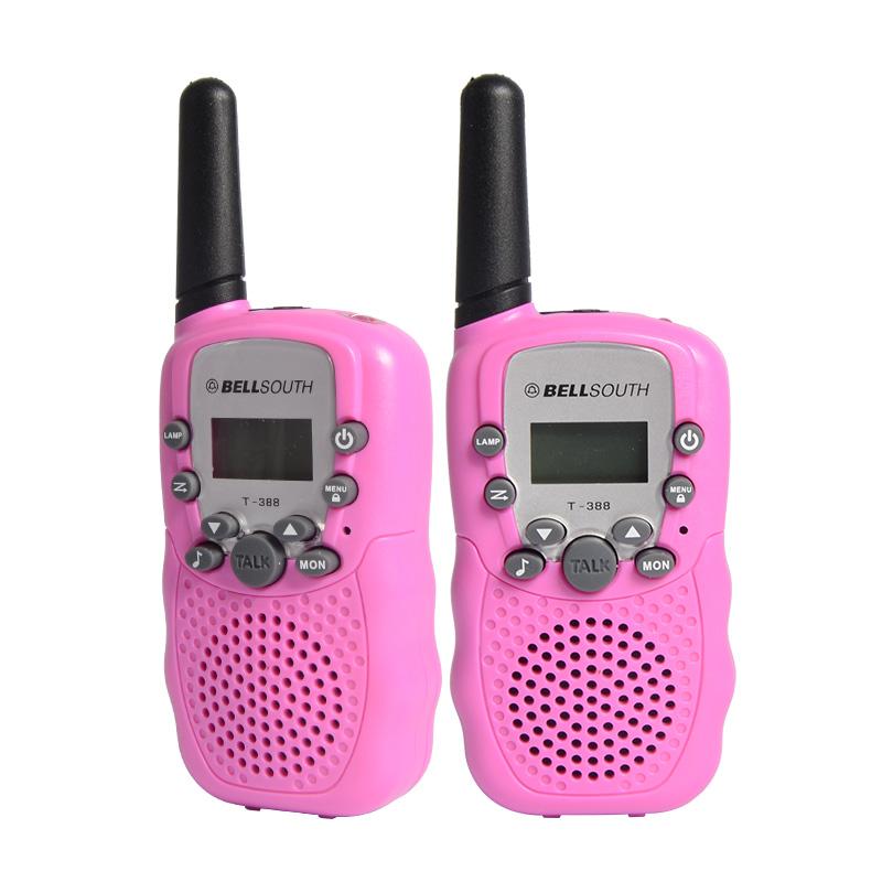 новое поступление 2017 года t388 1 пара Т-388 3-5 км 22 frs462 8 446 ФРС и gmrs УВЧ радио для детей портативной рации