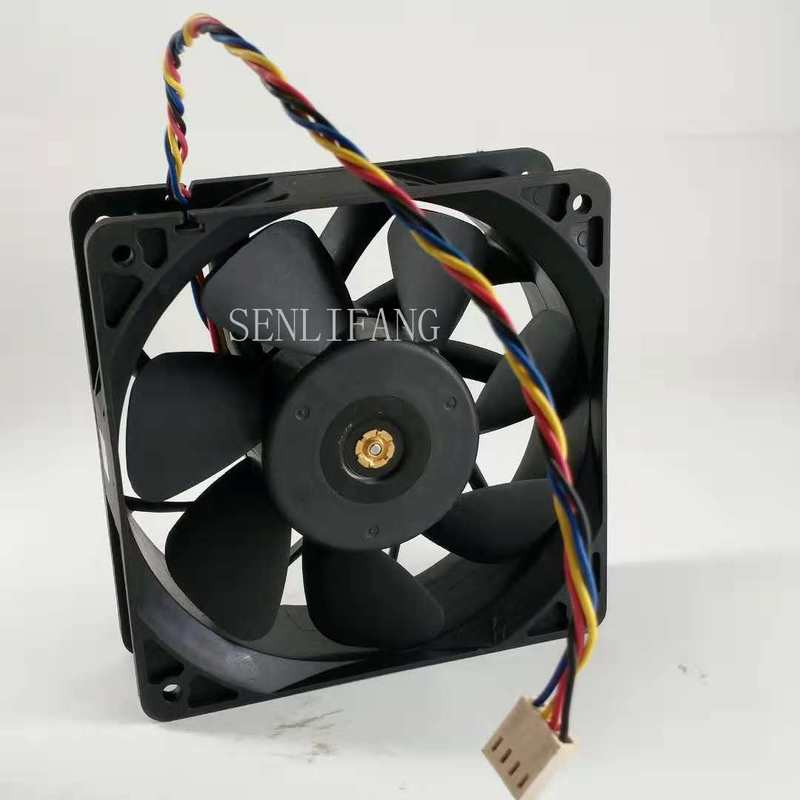 For SJ SG121238BS DC 12V 2.7A S7 S9 T9 L3 Server Square Fan Violence Fan(China)