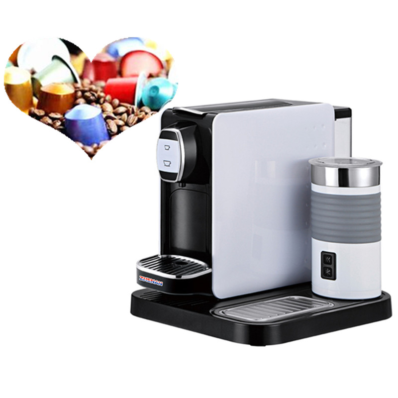 19 bar automatic espresso coffee maker capsule coffee machine with milk frother for home or office use korea brand sn 3035 automatic espresso machine coffee maker with grind bean and froth milk for home