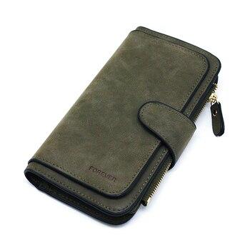 Γυναικείο πορτοφόλι σε δυο μεγέθη