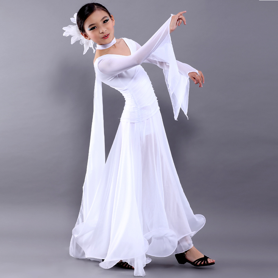Aliexpress Com Buy Professional Ballroom Dresses Kids