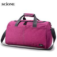 Hot Sport Travel   Bag   Training Gym   Bags   Men Woman Fitness Durable Multifunction Handbags Outdoor Sporting Shoulder For XA398WA