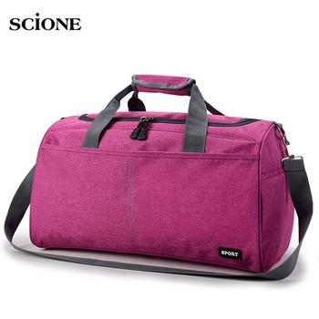 93029c469dfa High Quality Hot Sport Travel Bag Training Gym Bags Men Woman Fitness  Durable Multifunction Handbags Outdoor Sporting Shoulder For XA398WA