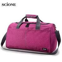 Hot Sport Bag Training Gym Bags Men Woman Fitness Durable Multifunction Handbags Outdoor Sporting Shoulder Tote
