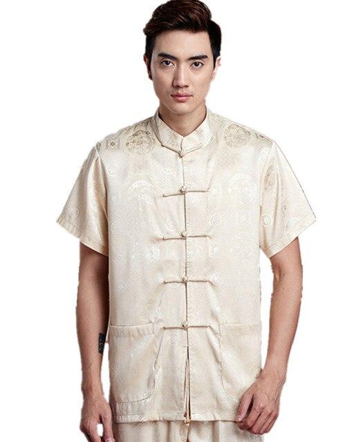 43546f7680a Shanghai Story artes marciais mens shirt chinese traditional men clothing  kung fu Top Tai chi shirt