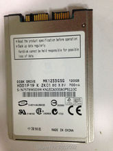 "Новый 120 ГБ HDD 1.8 ""MicroSATA MK1233GSG для HP 2740 P 2730 P 2530 P 2540 P IBM X300 X301 T400S T410S заменить MK2529GSG MK1633GSG"