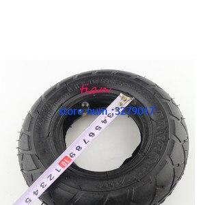 "Image 5 - Rueda para silla de ruedas (8 ""X 2""), ruedas de 200X50 (8 pulgadas) aptas para Scooter eléctrica o de gasolina y Scooter Eléctrico (tubo interno incluido)"