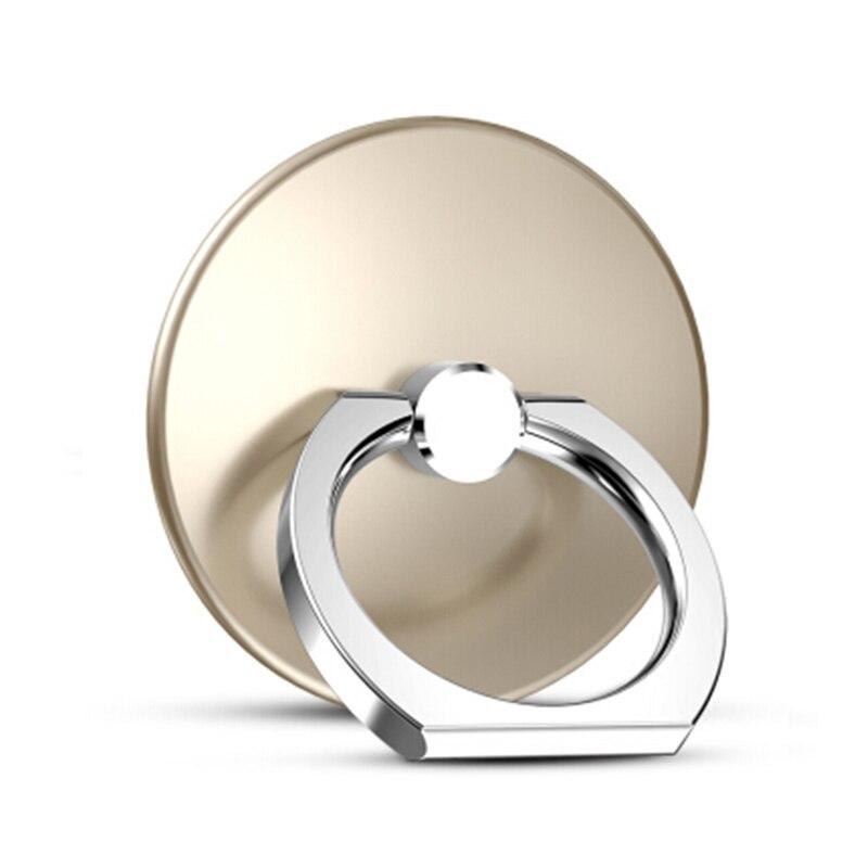 Кольцо-держатель мобильного телефона, подставка, держатель для мобильного телефона для iPhone, huawei, Xiaomi, кольцо-держатель для телефона, автомобильный мобильный телефон, поддержка смартфона - Цвет: gold Circle
