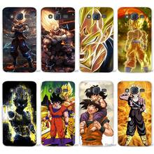 Dragon ball Style Clear Case Cover Coque Shell for Samsung Galaxy J1 J2 J3 J5 J7 2016 2017 Emerge