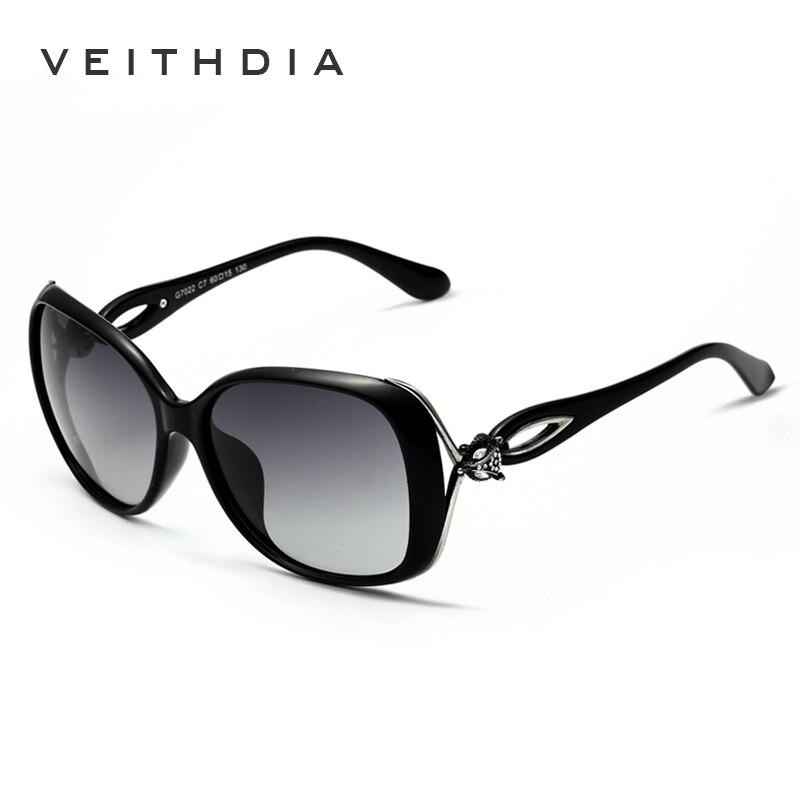 Rétro TR90 Vintage Classique lunettes de Soleil Polarisées De Luxe Dames  Designer Femmes lunettes de Soleil Lunettes oculos de sol feminino 7022 6ca8671836c3