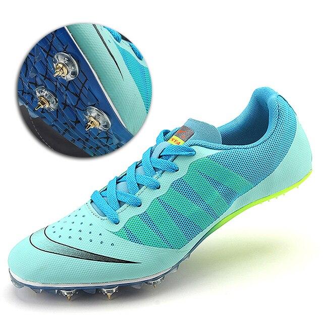 Campo De Para Hombres Plus Clavos Zapatos Unisex 45 Zapatillas Tamaño 35 Atletismo dBQeWCorxE