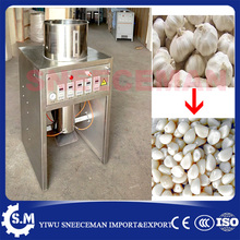 full stainless steel 80-150kg Garlic Peeler Machine for Sale without air compressor