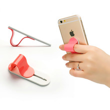 SIANCS Cute Finger Ring Mobile Phone Holder Adjustable Universal Stand bracket support For iPhone 5 6 7 samsung htc sony xiaomi