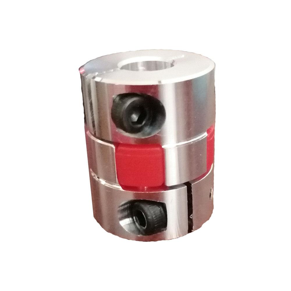 Flexible 5mm to 6.35mm Z Axes 5x6.35mm Motor Shaft Coupler for 3D printer CNC