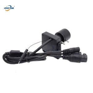 Image 4 - HQCAM 720 P 960 P 1080 P מיני WIFI IP מצלמה P2P SD כרטיס חריץ Wifi AP אלחוטי מיני IP מצלמה עדשת זום מנוחה רך אנטנה camhi