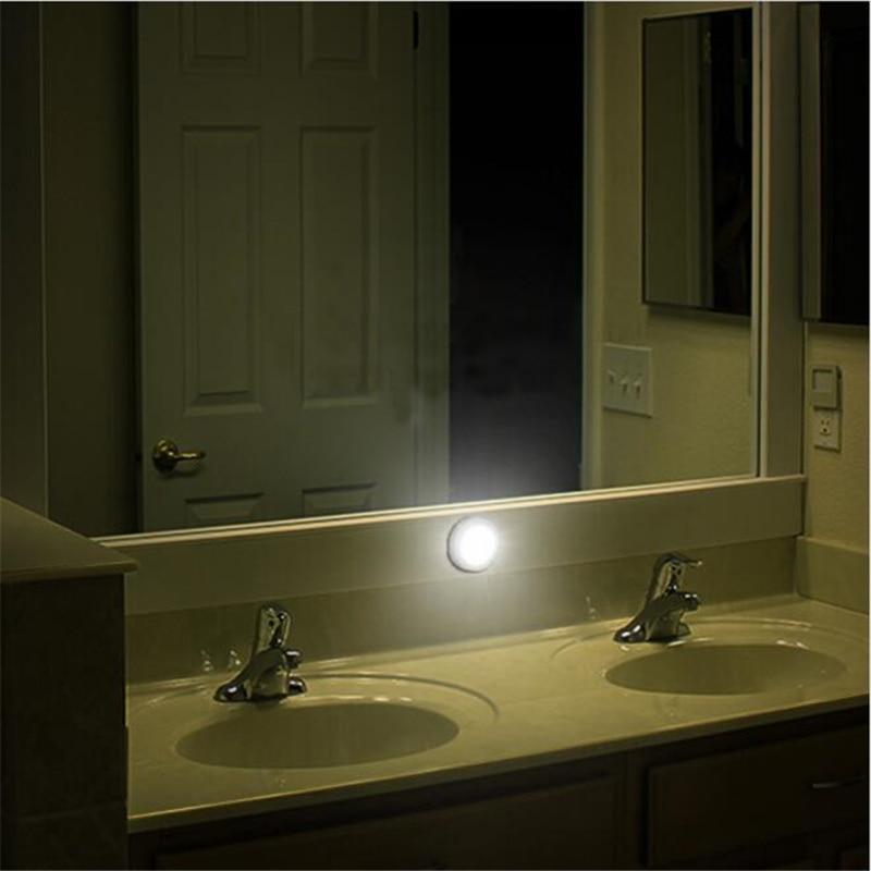 BOCHSBC 5 pcs Sensor Infravermelho Noite Lâmpada