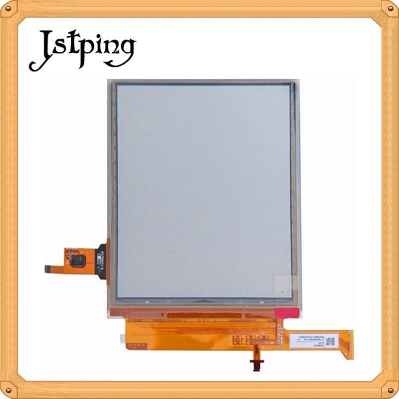 Jstping écran LCD 6 pouces pour ONYX BOOX Vasco da Gamae pour Eink Carta 2 ED060XH7 lecteur de livre E-book panneau d'affichage d'encre tactile