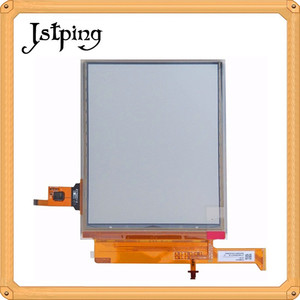 Jstping 6 inch LCD screen for ONYX BOOX Vasco da Gamae for Eink Carta 2 ED060XH7 Book Reader E-book ink display panel touch