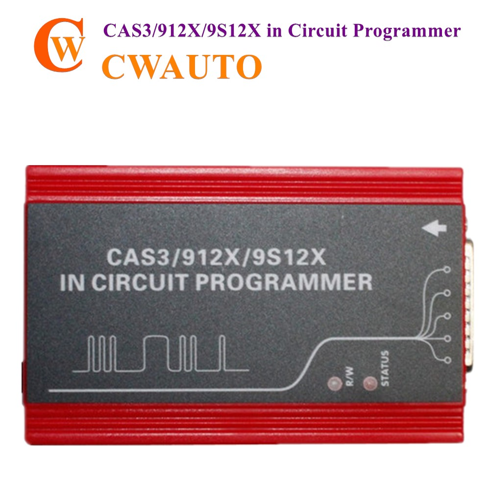 CAS3 912X 9S12X IN CIRCUIT PROGRAMMER Express Fast Shipping