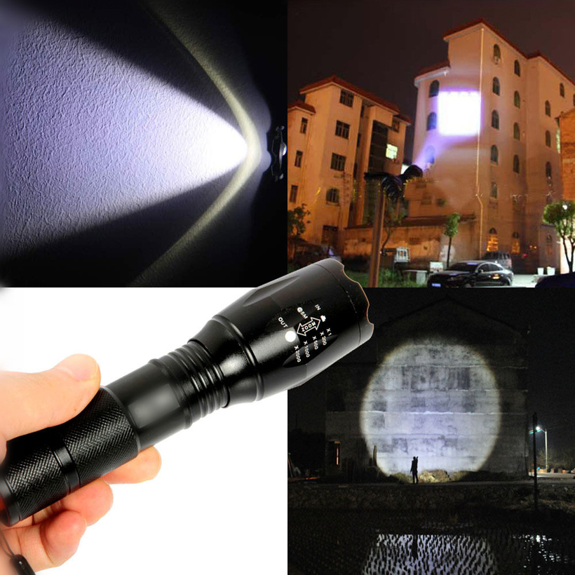 CREE XM-L T6 3800 Lumens cree led Torch Zoomable cree LED Flashlight Torch light cree xm l t6 bicycle light 6000lumens bike light 7modes torch zoomable led flashlight 18650 battery charger bicycle clip