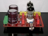 Asssembled буфера 6N3 трубка предусилитель доска