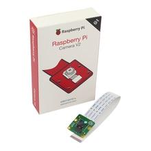 Оригинальный официальный Raspberry Pi 3 Камера V2 модуль 8MP Пиксели 1080 P 720 P видео ИРЦ 3 PI3 Камера