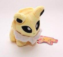 Pikachu toy soft plush doll stuffed animal 12cm 5″ Jolteon Eevee Plush Toys For Children's Gift