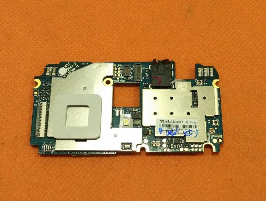 Original mainboard 4G RAM 64G ROM Motherboard for Ulefone Power 2 MTK6750T Octa Core Free shiping