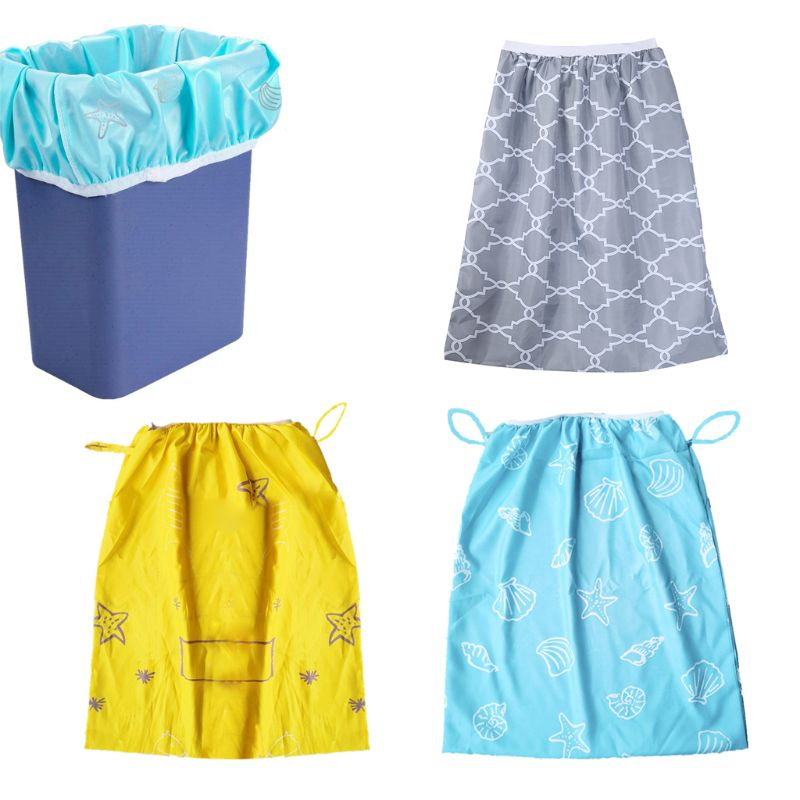 65×70cm Baby Diaper Nappy Wet Bag Waterproof Washable Reusable Diaper Pail Liner Or Wet Bag For Cloth Nappies Or Dirty Laundry