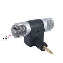 Kebidu 2017 Hot Electret condensateur stéréo voix claire mini Microphone pour PC pour ordinateur portable universel téléphone