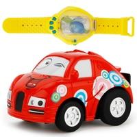 Creative Toy Magic Prestige 8022 Watch RC Mini Cars Toys Gravity Sensor Car Model Toys For